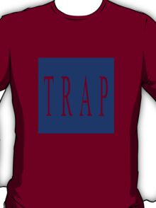 TRAP - Blue T-Shirt