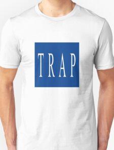 TRAP - Blue Unisex T-Shirt