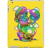 Trippy Mario iPad Case/Skin