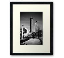atlanta Framed Print