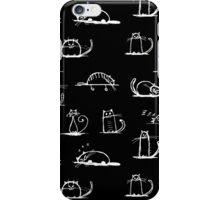 CATS | PATTERN II iPhone Case/Skin