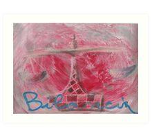 bilancia Art Print
