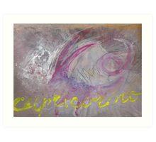 capricorno Art Print