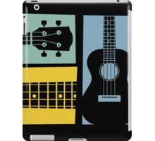 Retro Uke iPad Case/Skin