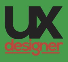 uxdesigner Kids Clothes