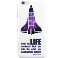 Astronaut Cmdr. Chris Hadfield iPhone Case/Skin