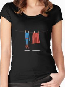 Super laundry Women's Fitted Scoop T-Shirt