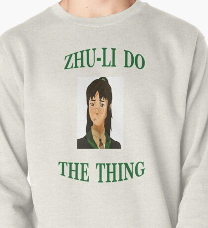 Legend of Korra - Zhu li Pullover