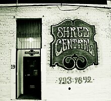 *Shred Central* by Jamie Lamb