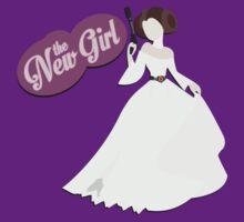 The New Girl by utahgraphics