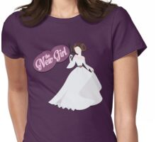 The New Girl Womens Fitted T-Shirt