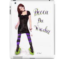 Becca Da Wrecka iPad Case/Skin