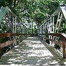Matthews Street Bridge by Glenna Walker