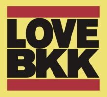 LOVE BKK One Piece - Short Sleeve