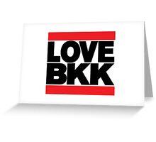 LOVE BKK Greeting Card