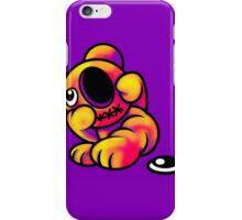 Missing Eye Teddy Bear Bright iPhone Case/Skin