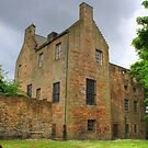 Kinneil House III by Tom Gomez