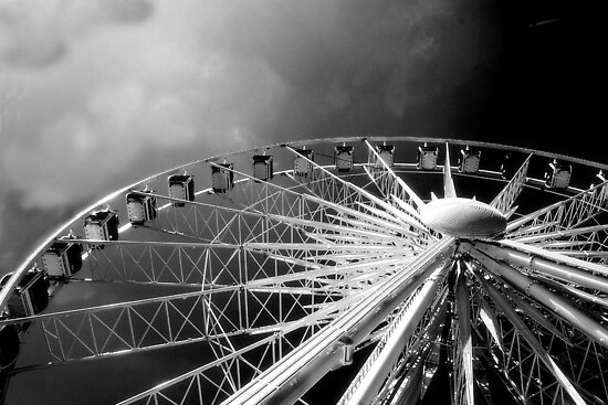 The Wheel of Excellence by KarenM