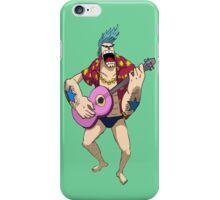 One Piece - Frankie's Nakaaaamaaaaa! iPhone Case/Skin