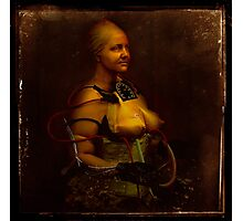 The perfect woman; test subject #3 Photographic Print