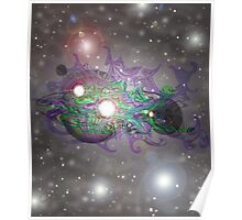 spacy galaxie Poster