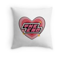 The Powerpuff Girls  Throw Pillow