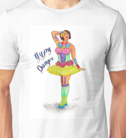 Gypsy Danger Version 2 Unisex T-Shirt