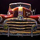 car series by Jeff Burgess