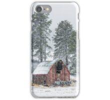 Snow Storm Vortex iPhone Case/Skin