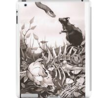 Death Kiss iPad Case/Skin