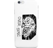 Bear Chemist - Over Spec iPhone Case/Skin