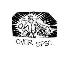 Bear Chemist - Over Spec Photographic Print