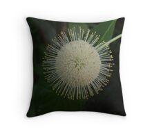 Nature's Firework  Throw Pillow