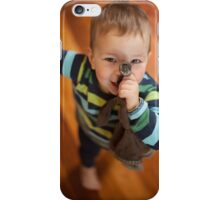 Lewis and 'Cocoa Bunny' iPhone Case/Skin