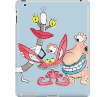Real Monsters! iPad Case/Skin