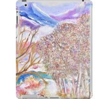 Bitterroot Winter iPad Case/Skin