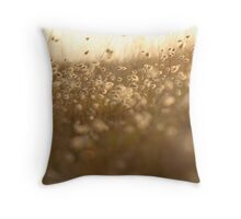 Bunny Tails Throw Pillow
