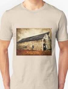 Lime Stone Barn Unisex T-Shirt