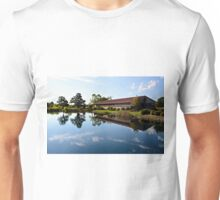Brilliant Reflection at Day's End Unisex T-Shirt