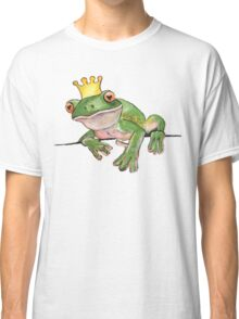 The Frog Prince Classic T-Shirt
