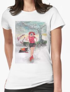 Summer Storm Womens Fitted T-Shirt