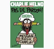 CHARLIE HELNO Magazine (FRENCH)  by atheistcards