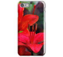 Can't Dampen My Fire iPhone Case/Skin