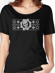 STALEMATE X-MASS SWEATER Women's Relaxed Fit T-Shirt