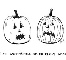 Antiwrinkle Stuff Pumpkins - Comic by blehdi