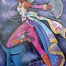 dancing wind by Kamara j2007