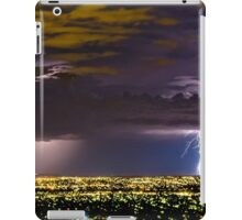 Lightning & Northern Adelaide Lights iPad Case/Skin