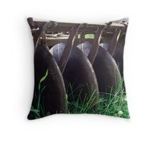 Rusting Around © Throw Pillow