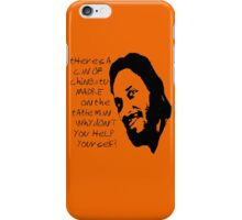Cruzito's hospitality iPhone Case/Skin