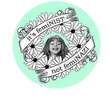 It's Feminist, Not Feminazi: in Mint by jordystories